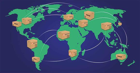 Adstral Amazon Preparation Service