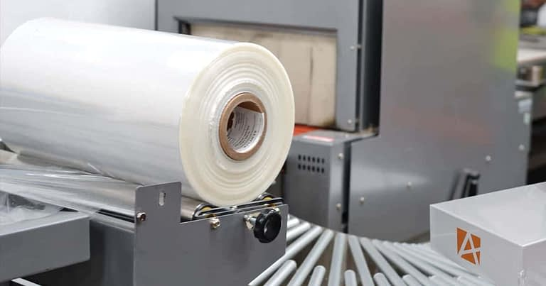 Protect your items with a first class shrink wrapping service