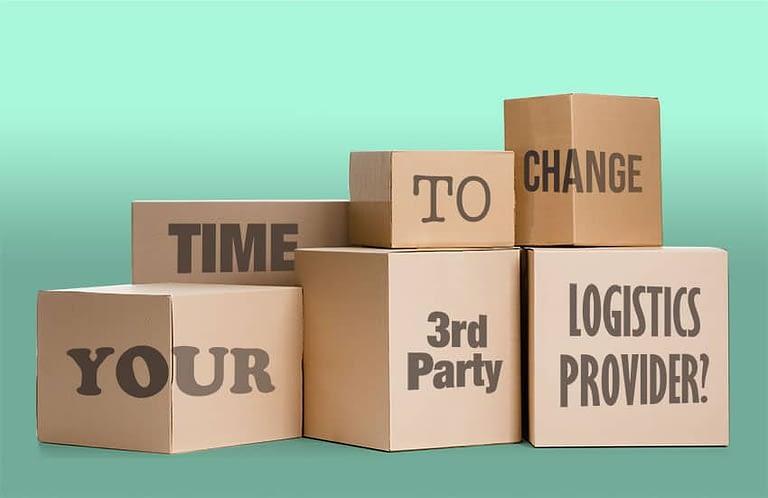 Why change 3PL fulfilment provider?