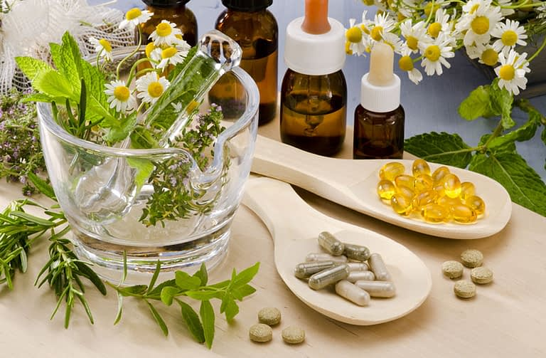 Order fulfilment for vitamins and supplements