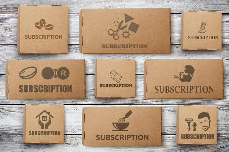 Subscription Box Fulfilment Services