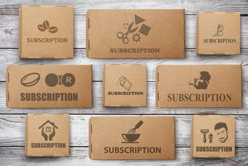 Subscription Box Fulfilment - Adstral